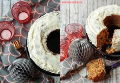 [bakes...] Carrot Cake {nach Cynthia Barcomi}