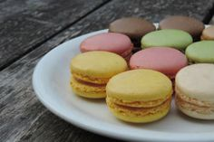 These easy to make macarons will change the way you think about how to make macarons. They are the easiest macaron recipe I've ever made. Macaroon Recipes, Cupcake Recipes, Cookie Recipes, Snack Recipes, Dessert Recipes, Fudge Recipes, Baking Recipes, Silicone Baking Sheet, Pastries