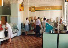 Limited food?: Soviet Union 1989