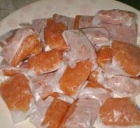 INDONESIAN FOOD RECIPES: TOMATO dodol