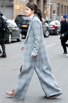 New York Fashion Week - Best streetstyle looks (11) - Elle.ro