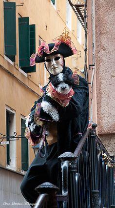 Mask and dog by Ivan Bertusi, via 500px