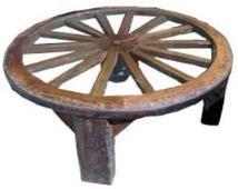 wagon wheel tables google search