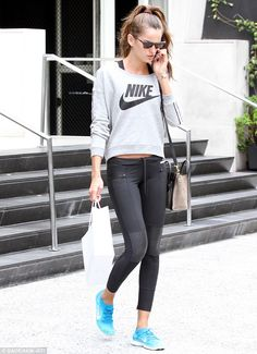 Love these cool workout pants!