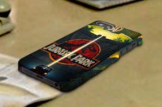 jurassic park 3D iPhone Cases for iPhone 4iPhone by TREEDECASE, $16.00