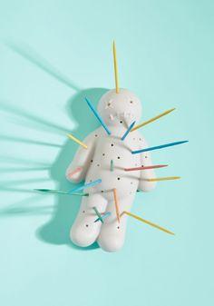 FooDoo Doll Toothpick Holder