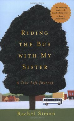 Simon, a creative writing professor at Bryn Mawr College, learned much from her mentally retarded sister, Beth, about life, love & happiness. Beth lives independently & is in a long-term romantic relationship, but spends her days riding buses. Rachel joined her for a year to gain some insight into her life. Beth's community w/in the transit system is a much stronger network than the one Rachel has in her hectic world & the portraits of drivers & other people in Beth's life are unforgettable.