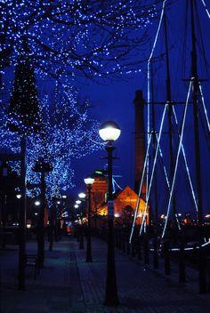 Albert dock Liverpool by james mahon