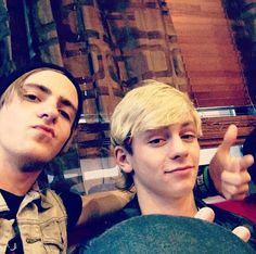 rocky and ross lynch