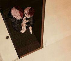 ¿Qué pasaría si Midoriya en vez de ser amigo de la infancia de Bakugo… #fanfic # Fanfic # amreading # books # wattpad