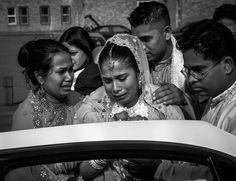 Islamic Bengali wedding with the bride North London.