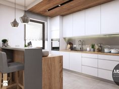Kitchen Design, Sweet Home, Modern Kitchen, Kitchen, Kitchen Layout, Interior Design, Home Decor, House Interior, Kitchen Cabinets