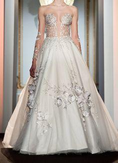 Dany Atrache Haute Couture Spring 2015.