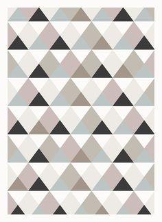 triangle pattern template - Google Search | Mosaic Patterns ...