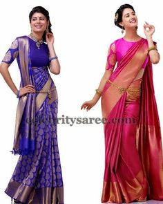 Bridal Half Sarees by Kalyan Silks