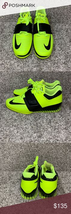 finest selection 9a683 42c46 Nike Romaleos 3 Training Weightlifting Shoes🏋 ♀ Brand new Nike Romaleos 3  Training