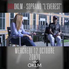 Retrouvez moi ce soir sur @oklmtv dans le #rdvoklm spéciale #Leverest à 20h30 chaîne 281 de la free !!! Cc @oklm