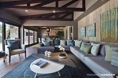 Sala : Moderne Wohnzimmer von MARIANGEL COGHLAN