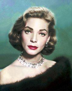 Lauren Bacall ...1950s