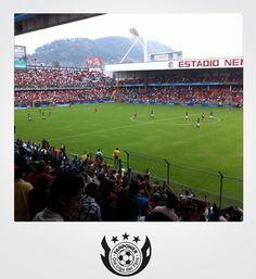 Estadio Nemesio Díez | Toluca | Club: Deportivo Toluca | Zuschauer: 27.000