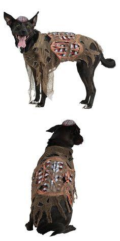 #Zombie Dog Costume