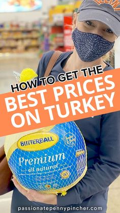 Wondering where to get the best turkey prices and what's the best price per pound? Here's a breakdown by store to help get the best deal! Get your turkey cheat sheet and save money over the holidays. Best Turkey, Money Saving Tips, Good Things, Saving Tips