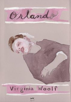 Orlando (book cover) by johanssonprojects, via Flickr