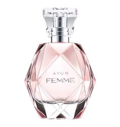 It's your moment to shine. AVON FEMME captivates from day to night. An elegant fragrance with sparkling freshness and opulent florals. Rich ...$30.00. Comes with free body lotion. www.youravon.com/lalbrecht