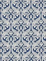 stroheim and roman * blue and white wall coverings book * ahmed