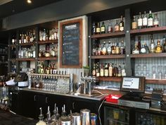 Photo of Provision No 14 - Washington, DC, United States. The bar area