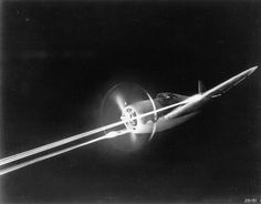 P-47 night gunnery