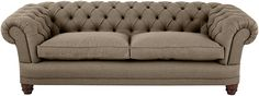 Dunwich large sofa fitted cover Fisher Clay