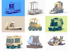 Vehicles by Timothy J. Reynolds