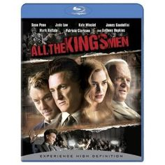 All The King's Men Sean Penn, Jude Law, Kate Winslet, Anthony Hopkins Man Movies, Movies To Watch, Good Movies, Movie Tv, Movies Free, Movie List, Jude Law, Sean Penn, Mark Ruffalo