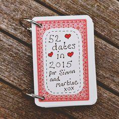 Deck of Cards Mini Book