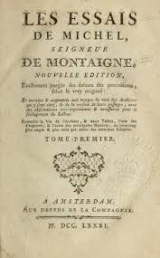 Essais van Montaigne  https://www.degrotepost.be/#modal=/agenda/515/Koen_De_Sutter_Dadanero/Montaigne/