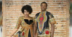 Exquisite Ankara Styles for young couples. Couples African Outfits, Island Outfit, Afro Style, Young Couples, Ankara Styles, African Fashion, Sari, Rose, Clothing