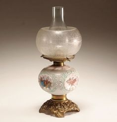Victorian Era Lamp