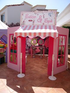 Salón de Belleza y Spa de Bolitas : La Feria De Bolitas – Fiestas, Eventos, Banquetes, Servicio de Comidas Kids Spa Party, Spa Birthday Parties, Pamper Party, Slumber Parties, Girl Sleepover, Sleepover Party, Barbie Birthday, Barbie Party, Salon Party