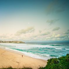 Bondi Beach Sydney Australia. See the before  after shots here.