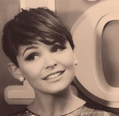 Pixie haircut Ginnifer Goodwin