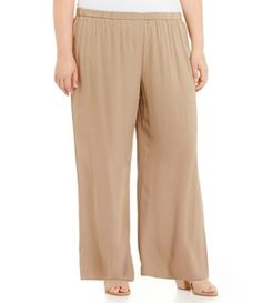 Shop for Eileen Fisher Plus Wide-Leg Pants at Dillards.com. Visit Dillards.com to find clothing, accessories, shoes, cosmetics & more. The Style of Your Life.