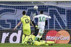 Auch der zweite Treffer für den VfL in der 54. Minute fiel durch Draxler...