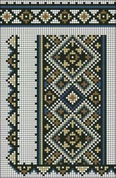 Cross Stitch Sampler Patterns, Cross Stitch Borders, Cross Stitch Designs, Cross Stitching, Folk Embroidery, Hand Embroidery Designs, Cross Stitch Embroidery, Embroidery Patterns, Weaving Loom For Sale