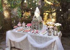 mesa dulces boda - Buscar con Google
