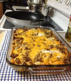 Trisha Yearwood Breakfast sausage casserole