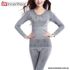 Winter Thermal Underwear Suit Ladies Thermal Clothing Female Long Johns   >> Worldwide FREE Shipping <<  #SexyBriefs #SexyCorset #Womensunderwear #Corset #Lingerie #BuyBra #Slips #Top #Womensstore #innerwear #beautiful #girl #like #fashion #pindaily #pinlike #follow4follow #pinmood #style #like4like #beauty #tagforlikes