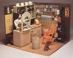 Jody's Country Store!!!  Played with this for hours on end as a kid.