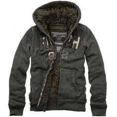 Abercrombie and Fitch Mens Coats