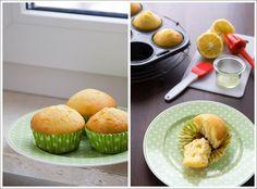 Berry Lovely: Daring Bakers: Lemon Muffins
